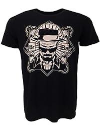 Breaking Bad Heisenberg Card T-shirt Black Official Licensed TV