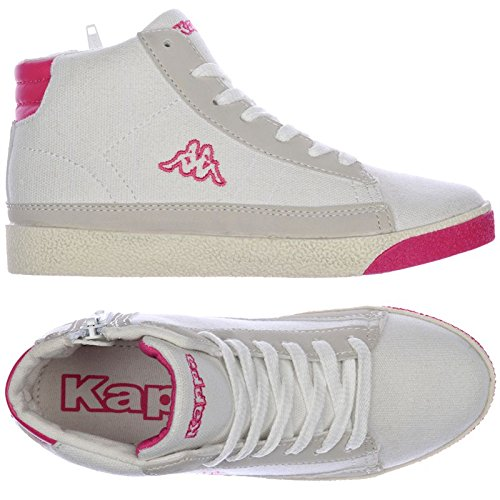 Sneakers - Ucary Zip Kid - Kind White-Fuxia