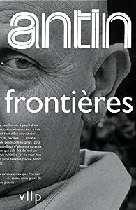 Parler aux frontières par David Antin