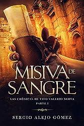 Misiva de sangre (Las crónicas de Tito Valerio Nerva nº 1)