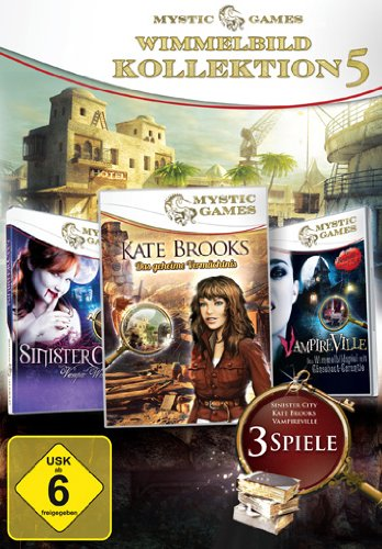 Mystic Games: Wimmelbild Kollektion 5