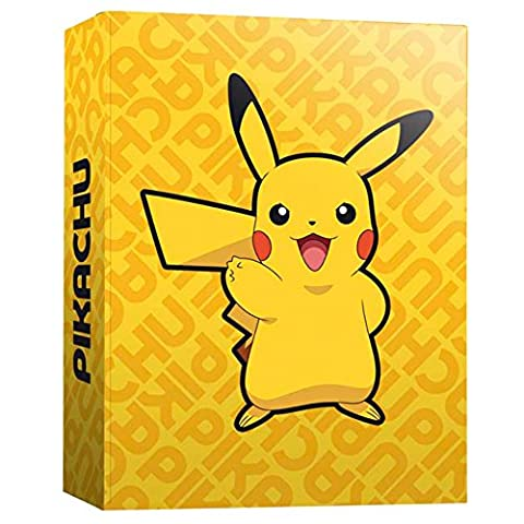 Pokémon Ca-02-pk Pikachu classeur à anneaux A4avec