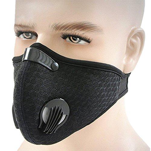Máscara antipolvo, filtro antipolvo antialérgico