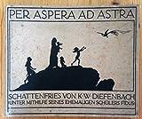 Per Aspera ad Astra. Schattenfries von K.W.Diefenbach unter Mithilfe seines ehemaligen Schüler Fidus