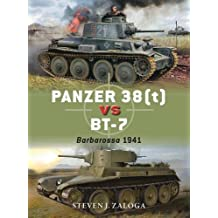 Panzer 38T vs BT-7: Barbarossa 1941 (Duel)
