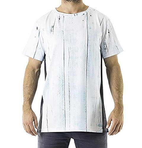 Bleu//Gris Vivida Lifestyle Boy 80060/Serviette /à Capuche Medium