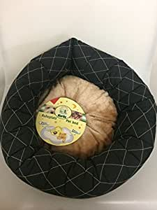 Karlie 62471 Panier pour chien Super Deluxe 50 cm (Noir)