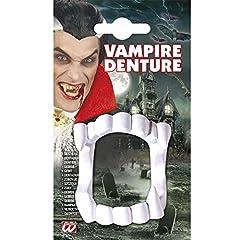 Idea Regalo - WIDMANN - Dentiera Vampiro