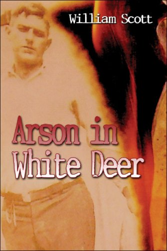 Arson in White Deer Cover Image