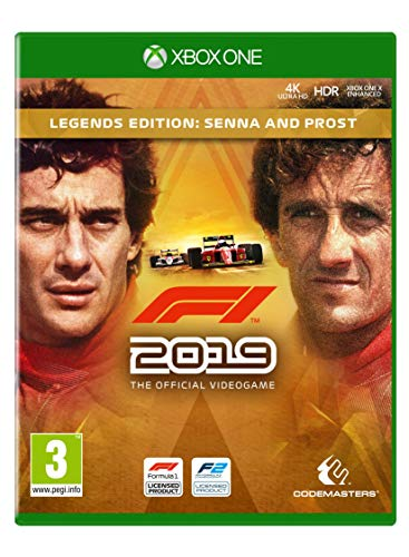 F1 2019 - Legends Edition (Xbox One) Best Price and Cheapest