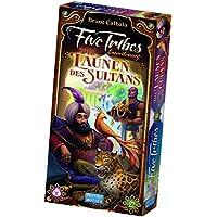 Days Of Wonder dow0008Five Tribes–Les Caprices des Sultans