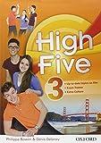 High five. Student's book-Workbook. Exam trainer. Per la Scuola media. Con CD Audio. Con espansione online: 3
