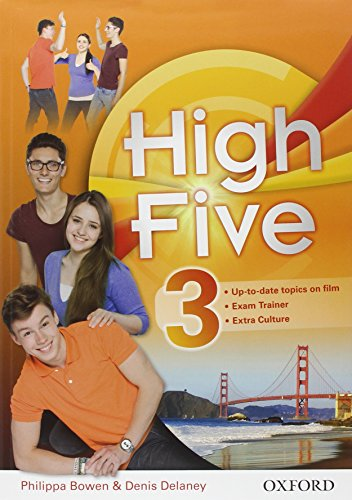 High five. Student's book-Workbook. Exam trainer. Con espansione online. Con CD Audio. Per la Scuola media: 3