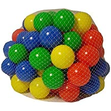 ChadVAlley Package of 100 Balls multicoloridas.