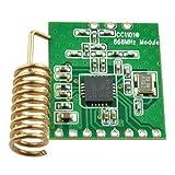 szdc88 Funkmodul - CC1101 Relaismodul Funkübertragung Funkmodul Antennentransceiver Kommunikationsteil