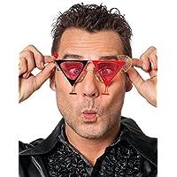 "Partybrille Spaßbrille Party Brille für Fasching Karneval Spassbrille /""Poker/"""