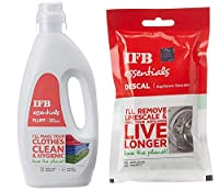 ekta home appliances Ifb Essentials Fluff Fabric Detergent & Ifb Essentials Descal Appliance Descaler