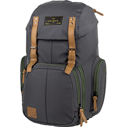 Nitro Rucksack Weekender 42L Pirate Black