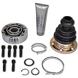 Festnight 14 TLG. Gelenksatz-Set Gelenk Antriebswelle Radseitig geeignet für VW und Audi