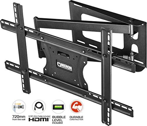 ONKRON Soporte TV de pared para colgar televisores grandes de 32