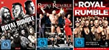 WWE - Royal Rumble 2015-2017 im Set - Deutsche Originalware [3 DVDs]