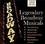 Die besten Of Broadway Musicals Cds - Legendary Broadway Musicals Bewertungen