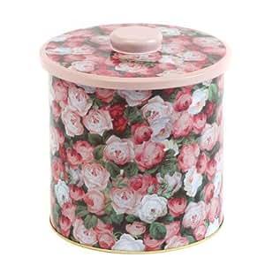 Roses Medium Biscuit Barrel