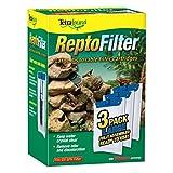 Tetra 26049 ReptoFilter Filter Cartridges, Large, 3-Pack