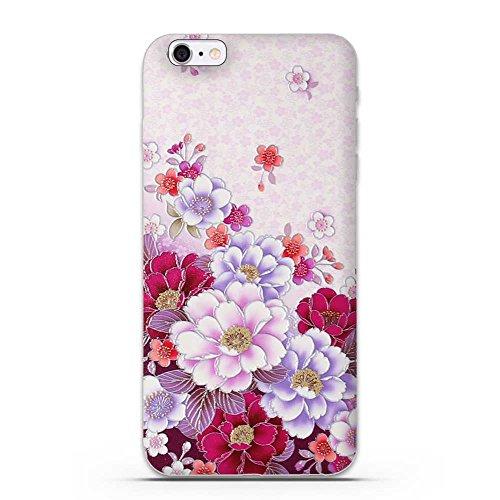 Coque Apple iPhone 6 Plus 6S Plus, Fubaoda 3D Gaufrer Esthétique Modèle Étui TPU silicone élégant et sobre pour Apple iPhone 6 Plus 6S Plus pic: 14
