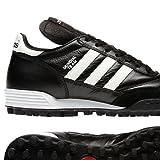 adidas Originals Mundial Unisex-Erwachsene Hohe Sneakers, Schwarz (Black/Running White Ftw/Red), 46 EU -