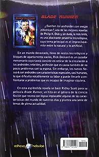 Blade Runner par Philip K. Dick