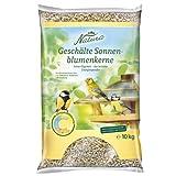 Dehner Natura Sac de graines de tournesol décortiquées 10kg