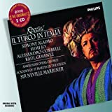 ROSSINI: Il Turco In Italia / Marriner, Alaimo, Jo, Corbelli, Academy of St. Martin in the Fields