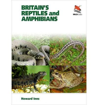 Britain's Reptiles and Amphibians A Field Guide, Covering Britain, Ireland and Channel Islands by Inns, Howard ( AUTHOR ) Jul-01-2009 Paperback