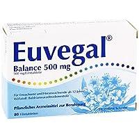 Euvegal Balance 500 mg Filmtabletten 80 stk preisvergleich bei billige-tabletten.eu