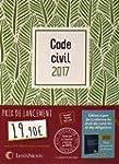 "Code civil, jaquette ""graphik vert"" :..."