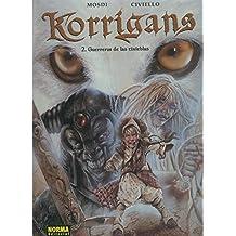 Korrigans volumen 2: Guerreros de las tinieblas