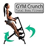Panca Addominali Total Fitness Attrezzo Power Completi Rider Body Crunch
