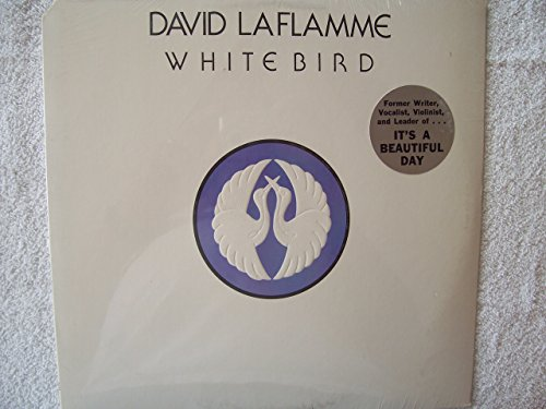 Amherst Track (WHITE BIRD LP US AMHERST 1976 7 TRACK BUT HAS DELETION CLIPPED CORNER (AMH1007))