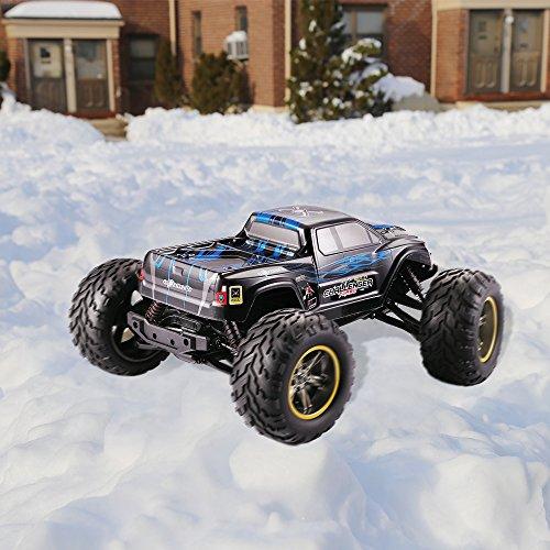RC Auto kaufen Monstertruck Bild 3: GPTOYS RC Auto 1/12 33MPH Ferngesteuertes Fahrzeug Geländewagen Elektro Sport Rennwagen 2WD 2,4 GHz Hochgeschwindigkeit RC Truck*