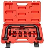 Válvula de resorte de compresor, herramienta especial de prensa de resorte de válvula de ensamblaje - FreeTec