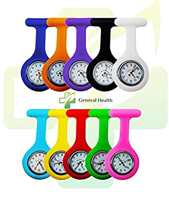Silicone Soft Nurse/Doctor Medical Watch Fob : everything 5 pounds (or less!)