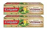 #5: Colgate Swarna VedshaktiToothpaste - 200 g (Pack of 2)