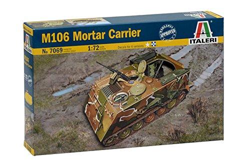 Italeri 510007069 - 1:72 M106 Mortar Carrier