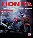 Honda. Motorräder seit 1948.