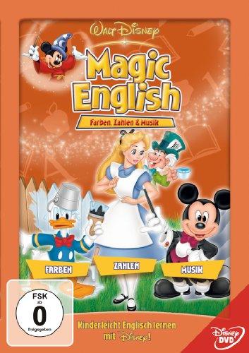 Magic English - Farben, Zahlen und Musik