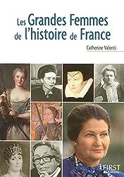 Petit livre de - Grandes femmes de l'Histoire de France