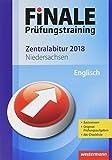 FiNALE Prüfungstraining Zentralabitur Niedersachsen: Englisch 2018 - Thomas Rahn