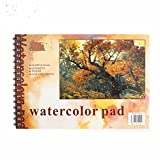 #6: KABEER ART Spiral Water Color Pad Of A3 Size
