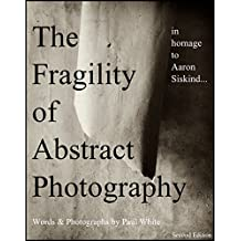 The Fragility of Abstract Photography (in homage to Aaron Siskind) 2nd Edition: Updated 2nd edition (English Edition)